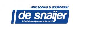 Stucadoors en spackspuitbedrijf De Snaijer